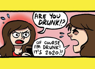 """""""Of course I'm drunk! It's 2020!!"""" The Geeks at the Gates Episode 57: Rachael Smit"""