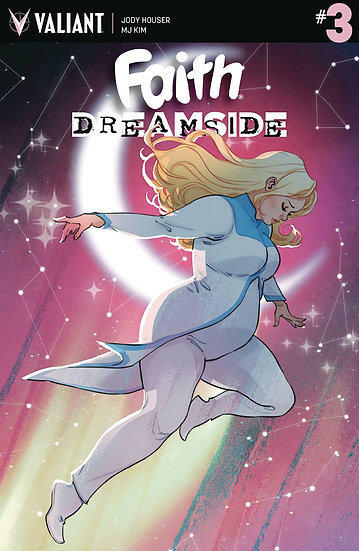 FAITH DREAMSIDE #3 (OF 4) CVR A SAUVAGE