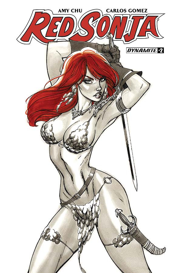 JSC's Red Sonja