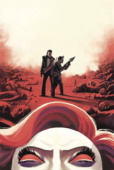 CRIMINAL MACABRE THE BIG BLEED OUT #4 (OF 4)