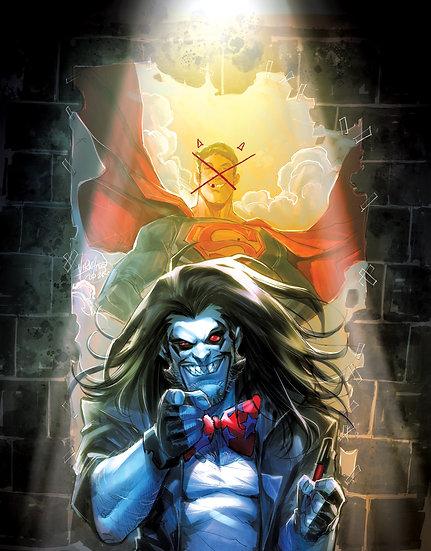 Superman vs. Lobo #2