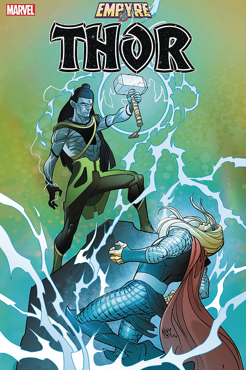 EMPYRE THOR #2 (OF 3)
