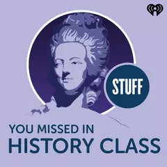 Stuff you missed in history class logo