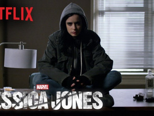 aka Can't believe you cancelled it: The Geeks at the Gates Podcast Episode 41- Jessica Jones sea