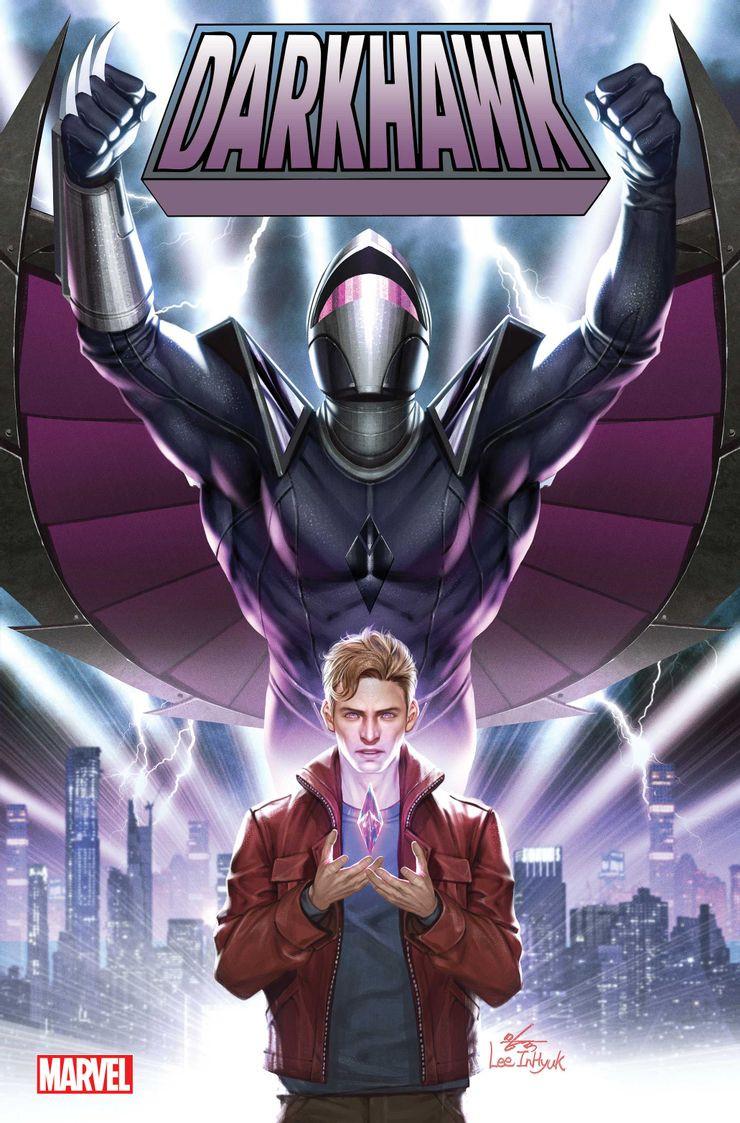 Darkhawk: Heart of the Hawk #1 Cover