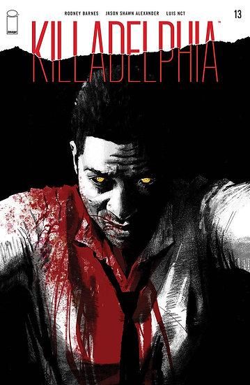 KILLADELPHIA #13 CVR A ALEXANDER (MR)
