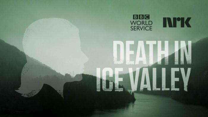 Death in Ice Valley logo