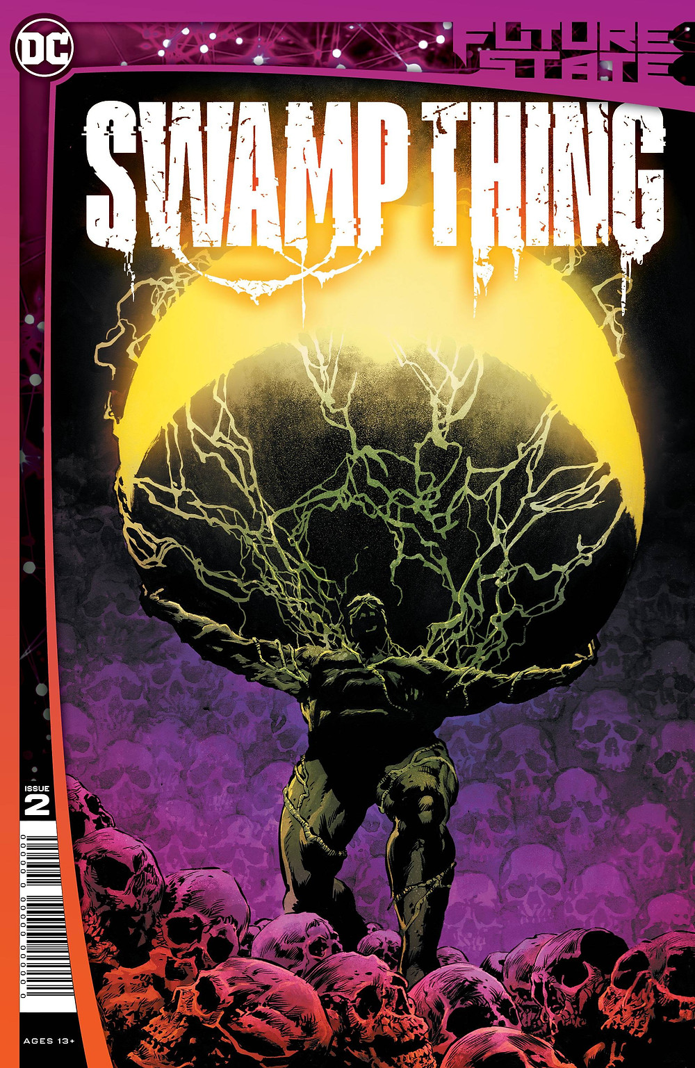 Future State: Swamp Thing #2