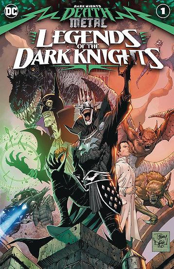 DARK NIGHTS DEATH METAL LEGENDS OT DARK KNIGHTS #1