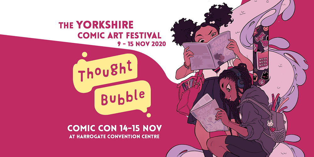 Thought Bubble Banner