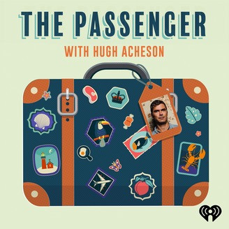 The Passenger Podcast Logo