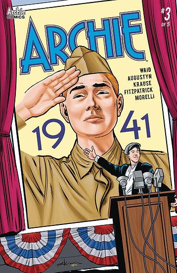 ARCHIE 1941 #3 (OF 5) CVR A KRAUSE