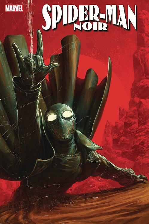 SPIDER-MAN NOIR #4 (OF 5)