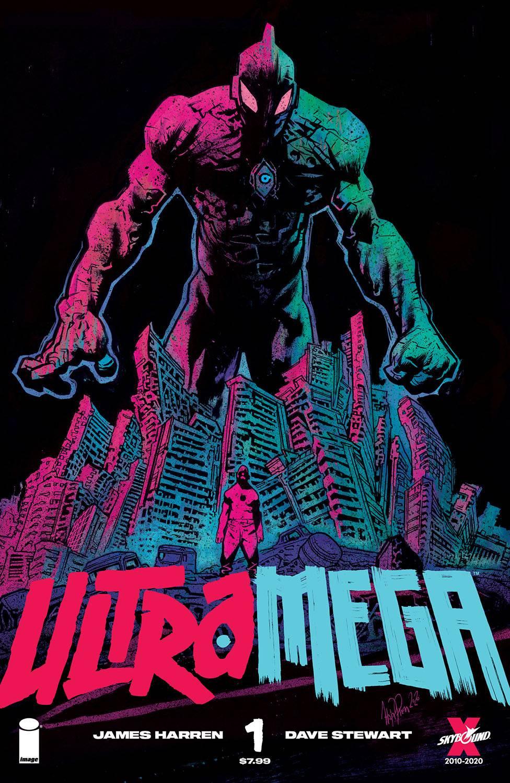 Ultramega #1 Cover