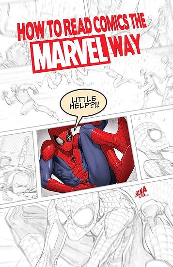 HOW TO READ COMICS THE MARVEL WAY #2 (OF 4)