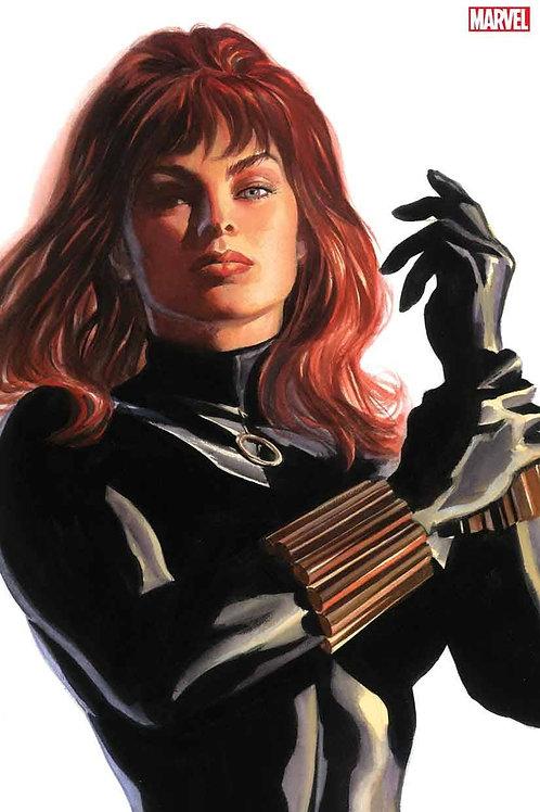 BLACK WIDOW #2 ALEX ROSS BLACK WIDOW TIMELESS VAR
