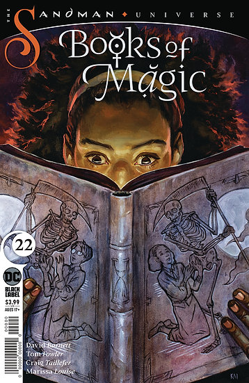 BOOKS OF MAGIC #22 (MR)