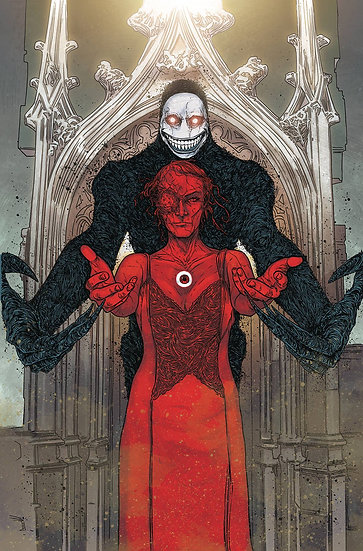 RED MOTHER #5