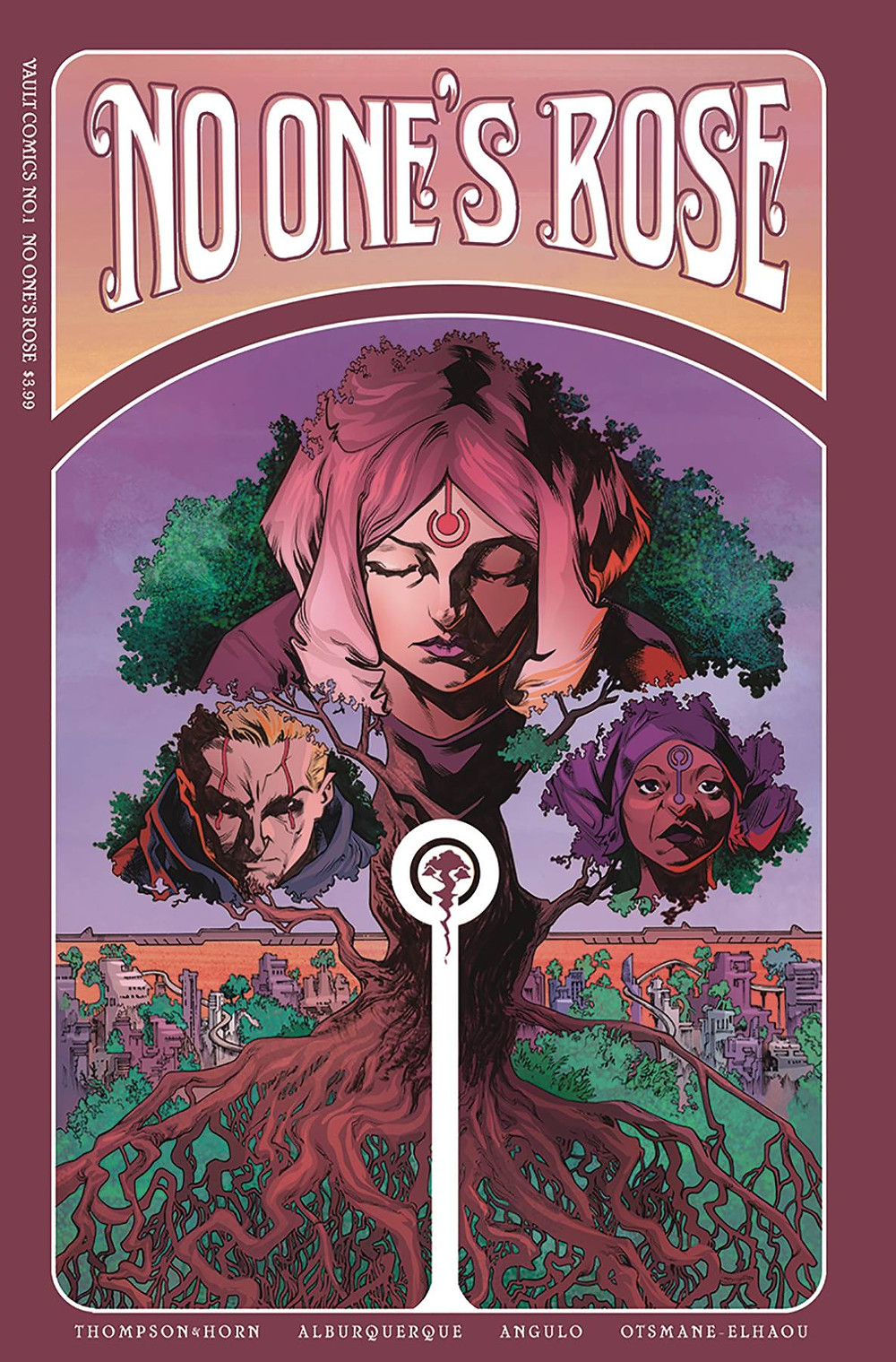 Cover of No One's Rose #1