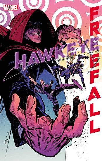 HAWKEYE FREE FALL #3 (75960609576600311)