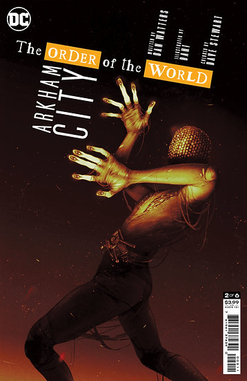 Arkham City: The Order of the World #2 (Of 6)