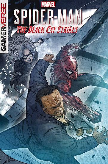 MARVELS SPIDER-MAN BLACK CAT STRIKES #3 (OF 5) (759606094189