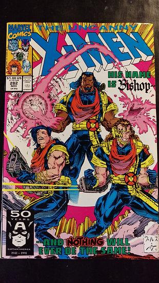UNCANNY X-MEN #282 (NOV 91)
