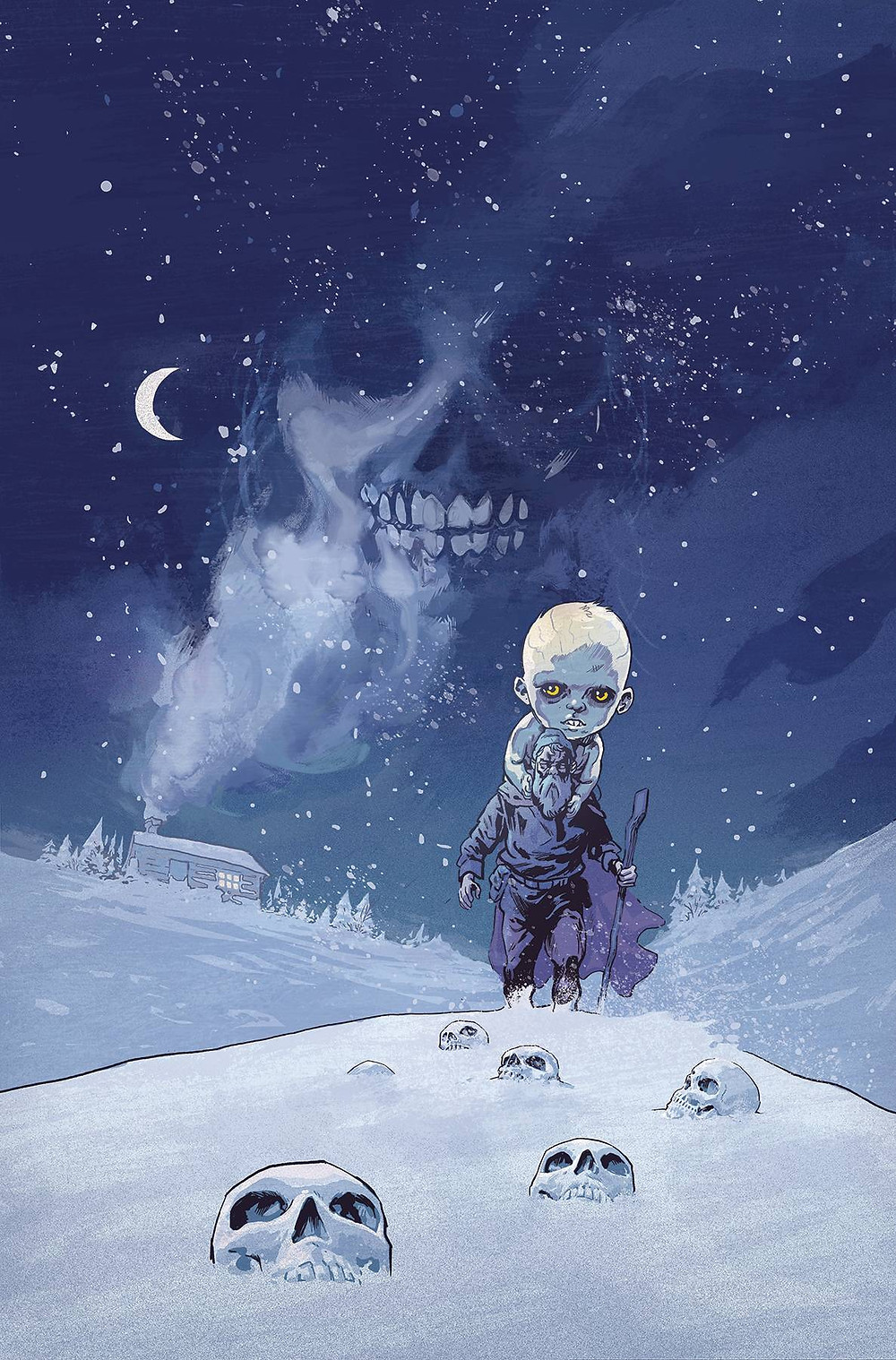 Cover of Storyteller: Ghosts #1