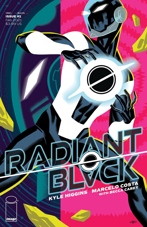 Radiant Black #1 cvr