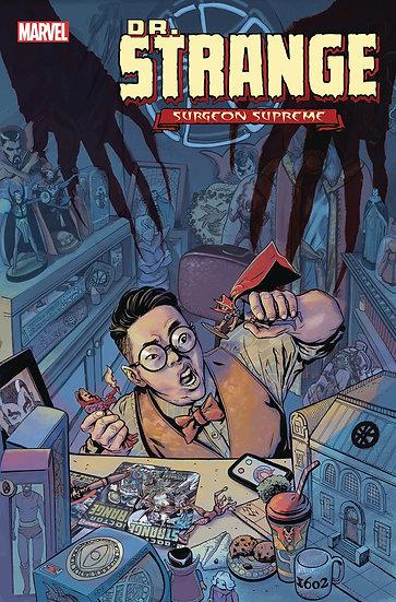 DR STRANGE #7