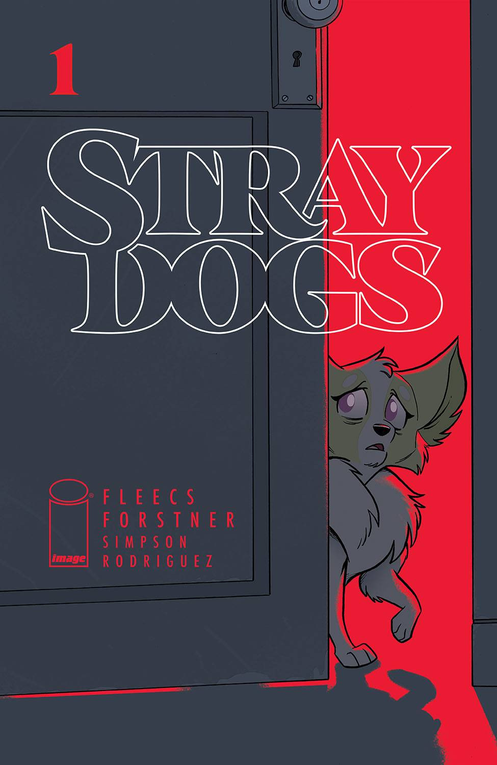Stray Dogs #1 Cover