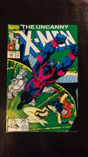 UNCANNY X-MEN #286 (MAR 92)