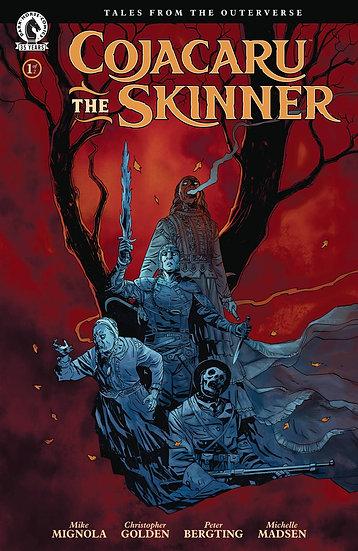 COJACARU THE SKINNER #1 (OF 12) CVR A BERGTING