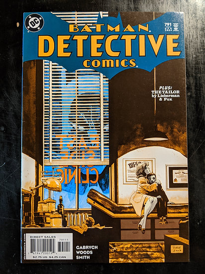 DETECTIVE COMICS #791