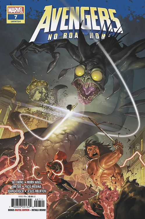 AVENGERS NO ROAD HOME #7 (OF 10) (75960609132400711)