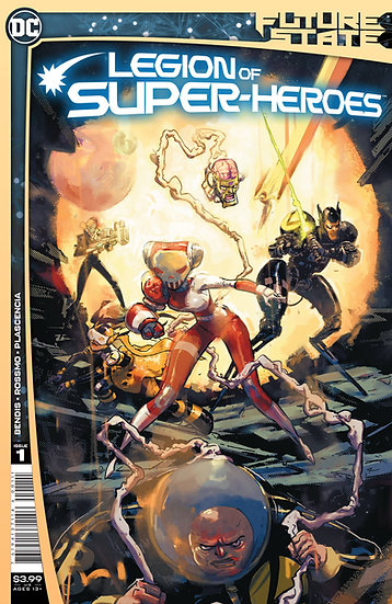FUTURE STATE: LEGION OF SUPERHEROES #1