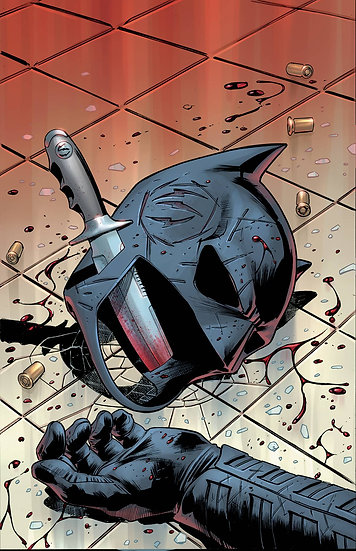 BATMANS GRAVE #10 (OF 12)