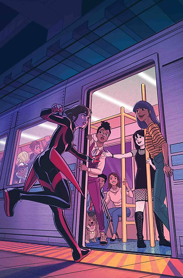 UNSTOPPABLE WASP #6 (75960609059400611)