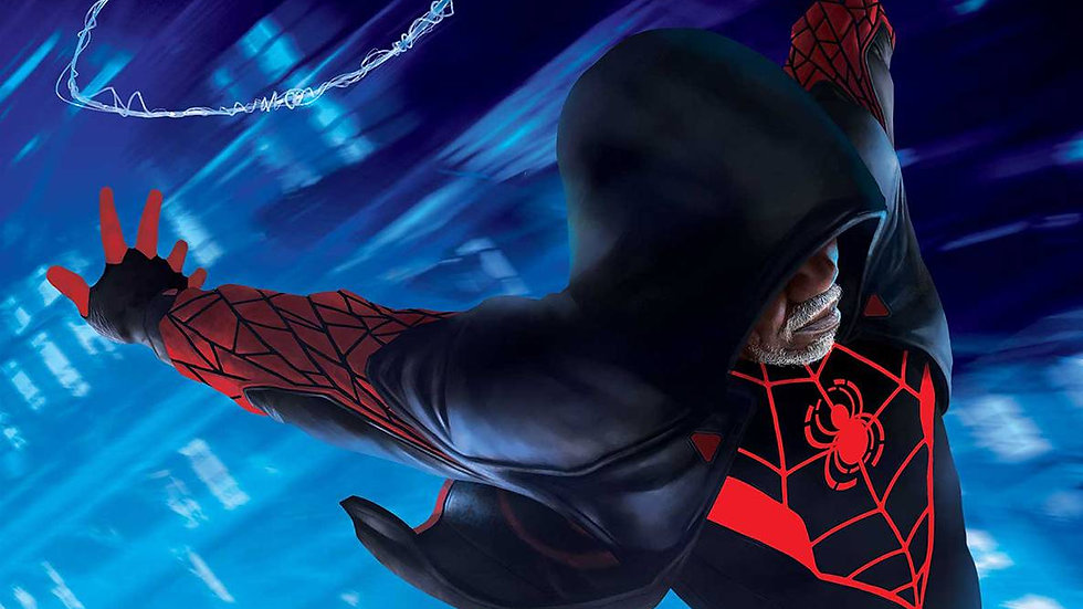 MILES MORALES THE END #1 (75960609573500111)