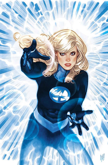 INVISIBLE WOMAN #1 (OF 5) (75960609264200111)