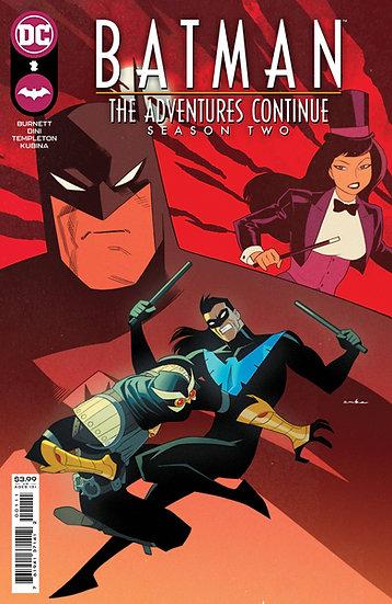 BATMAN: THE ADVENTURES CONTINUE #2