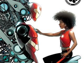The Wednesday Waffle Episode 17: A whole bunch of Marvel-ous news!