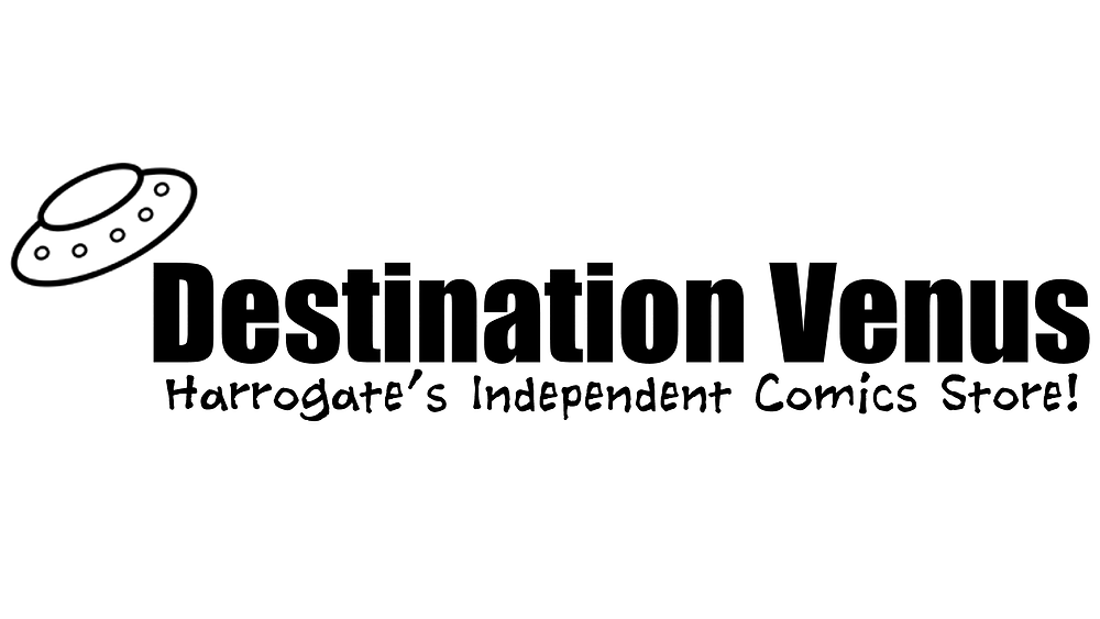 Destination Venus Logo