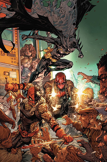 DCEASED UNKILLABLES #2 (OF 3)