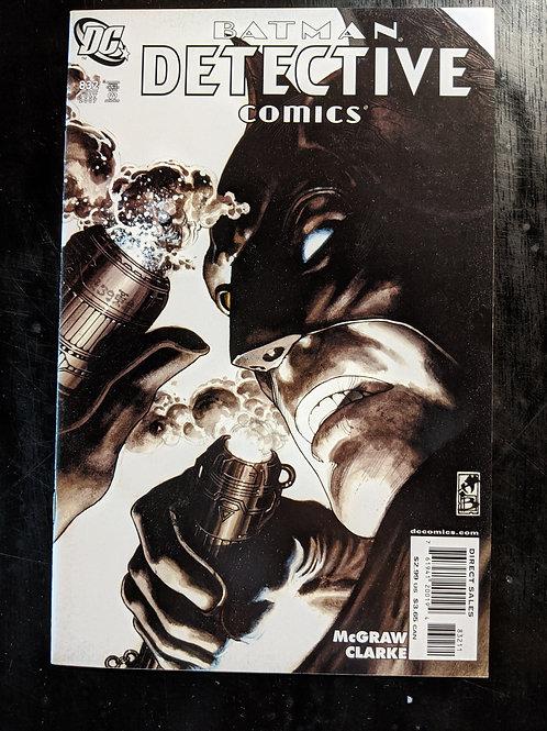DETECTIVE COMICS #832