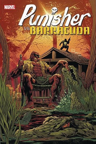 PUNISHER VS BARRACUDA #3 (OF 5)