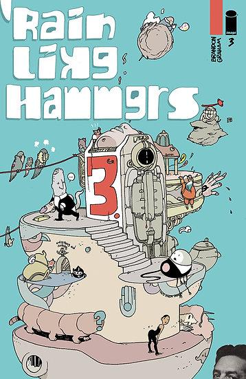 RAIN LIKE HAMMERS #3 (OF 5) (MR)