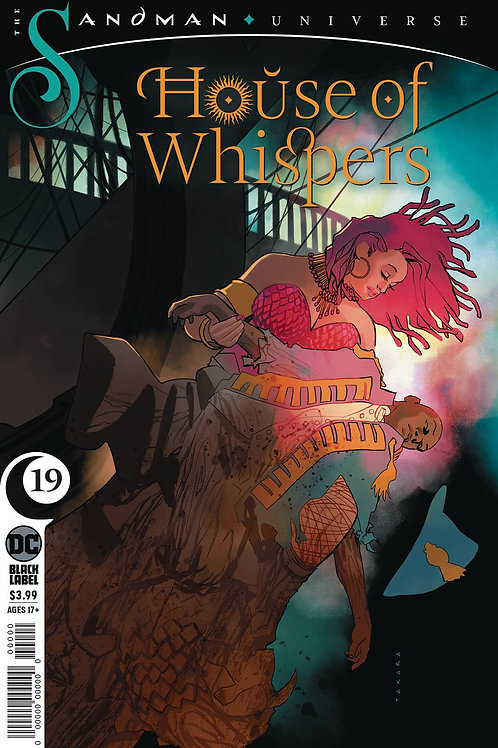 HOUSE OF WHISPERS #19 (MR)
