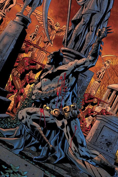 BATMANS GRAVE #9 (OF 12)