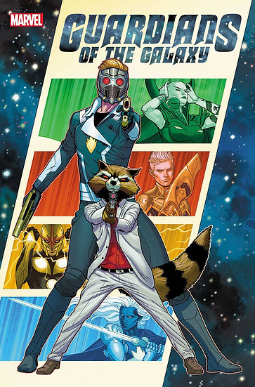 GUARDIANS OF THE GALAXY #1 (75960609657200111)